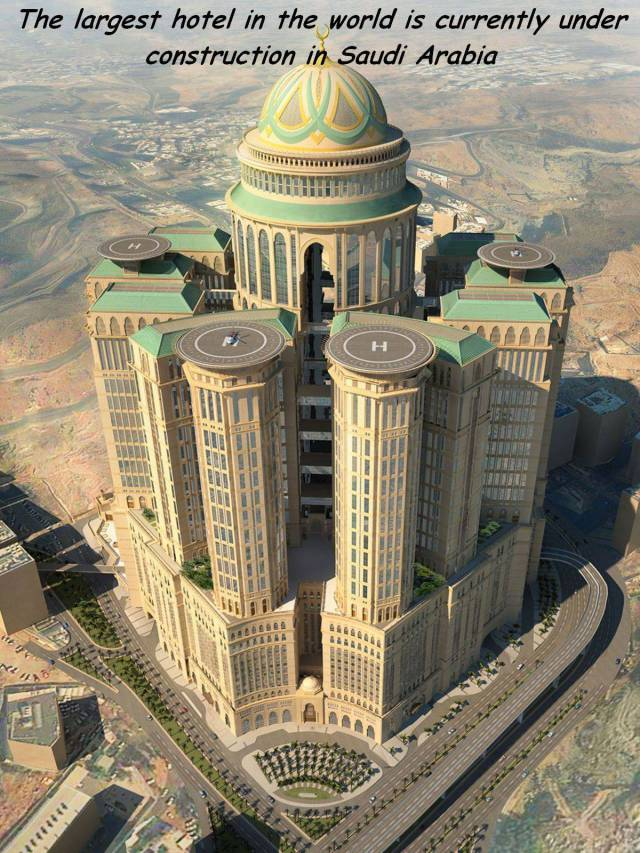 Largest Hotel in the world Largest Hotel in the world