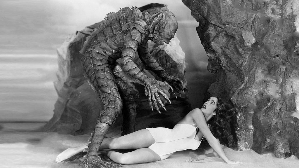 Creature from the black lagoon 1024x576 Creature from the black lagoon