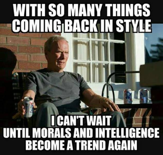 so many things coming back into style so many things coming back into style
