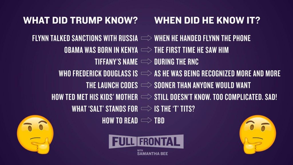 what did trump know and when did he know it 1024x576 what did trump know and when did he know it