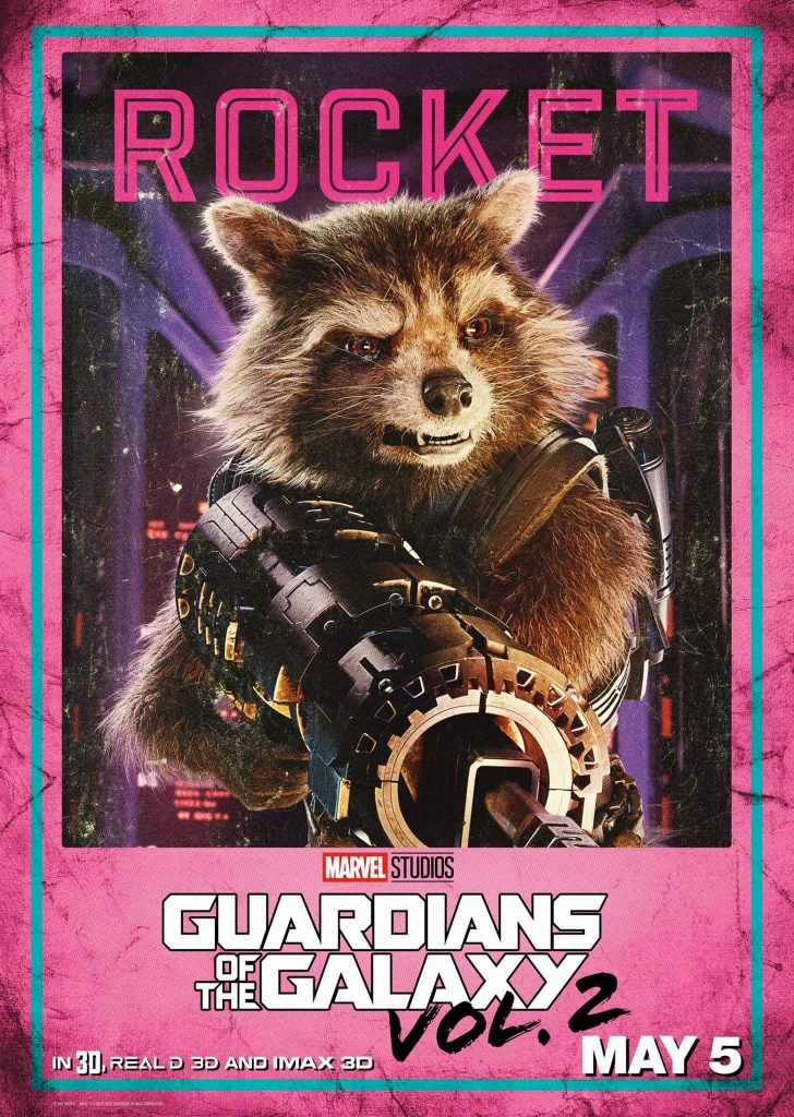 17436157 1290201387761547 6081672025990411958 o 728x1024 Guardians of the Galaxy Vol 2 Character Posters