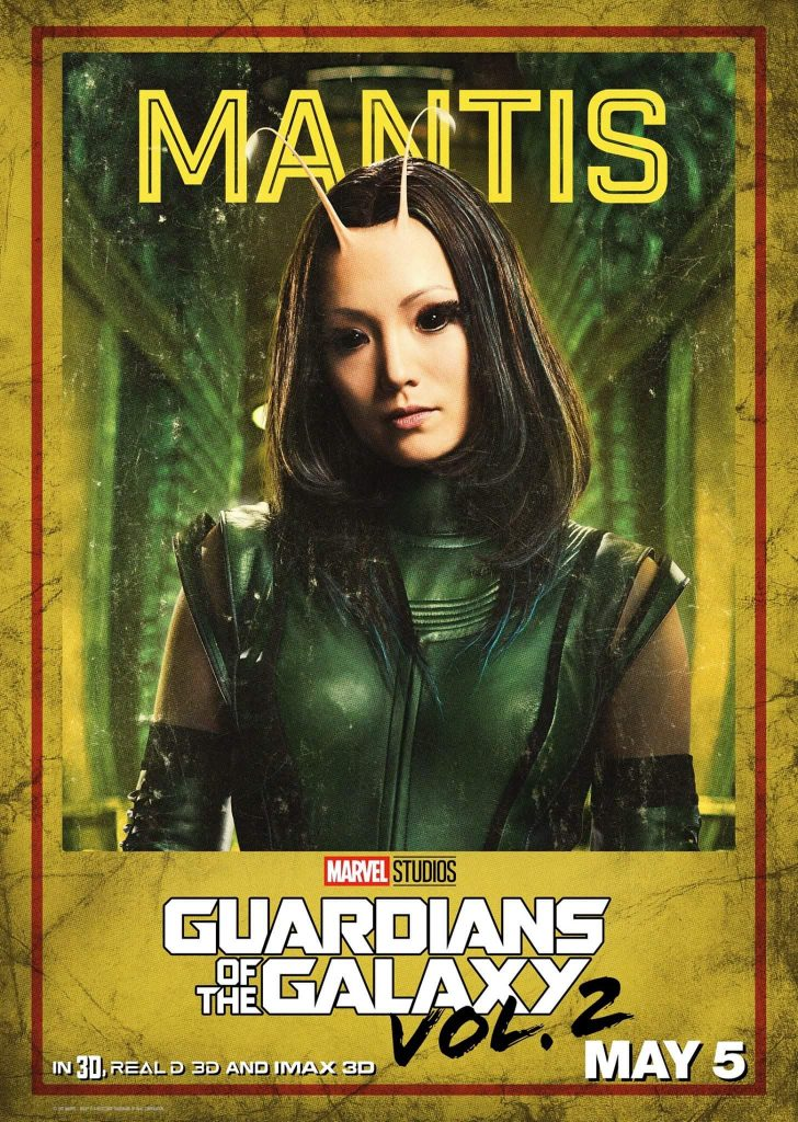 17492475 1290201277761558 3167717953903116857 o 728x1024 Guardians of the Galaxy Vol 2 Character Posters