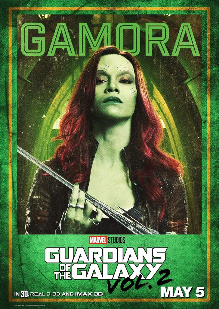 17493009 1290201274428225 5748168868757319652 o 728x1024 Guardians of the Galaxy Vol 2 Character Posters
