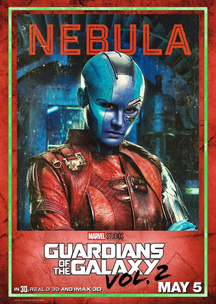 17493154 1290201384428214 2302210432500702836 o 728x1024 Guardians of the Galaxy Vol 2 Character Posters