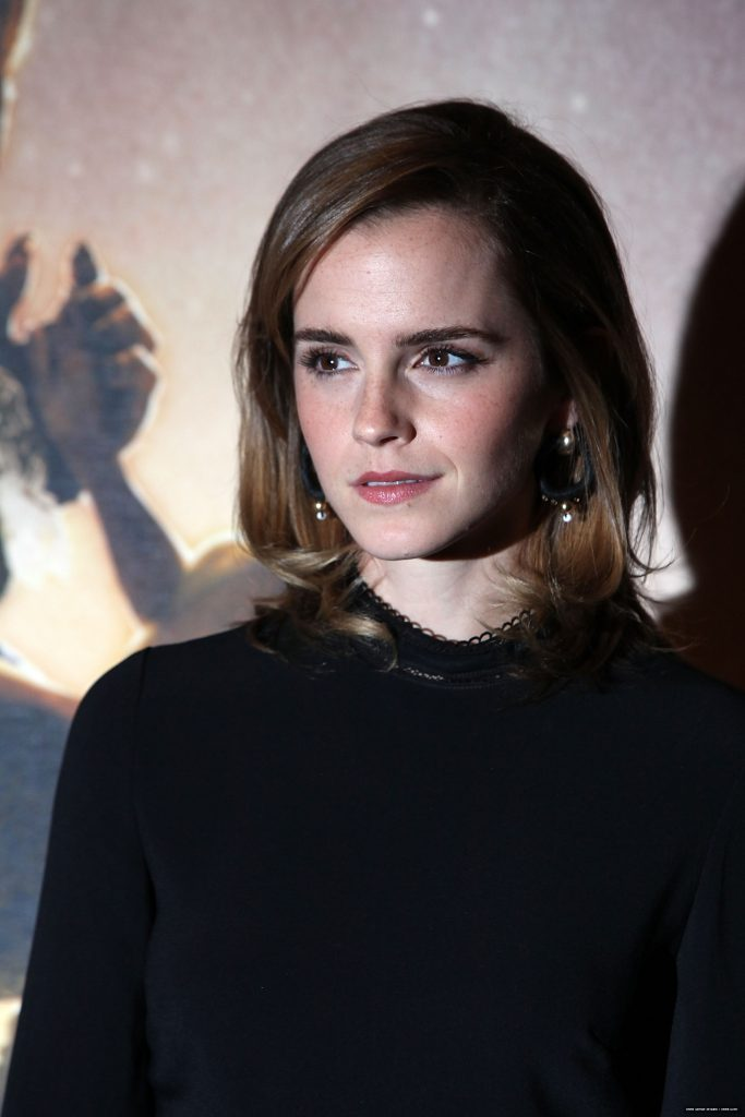 Emma Watson Beauty and the Beast Photocall in London Feb 24015 683x1024 Emma Watson Beauty and the Beast Photocall in London Feb 24015
