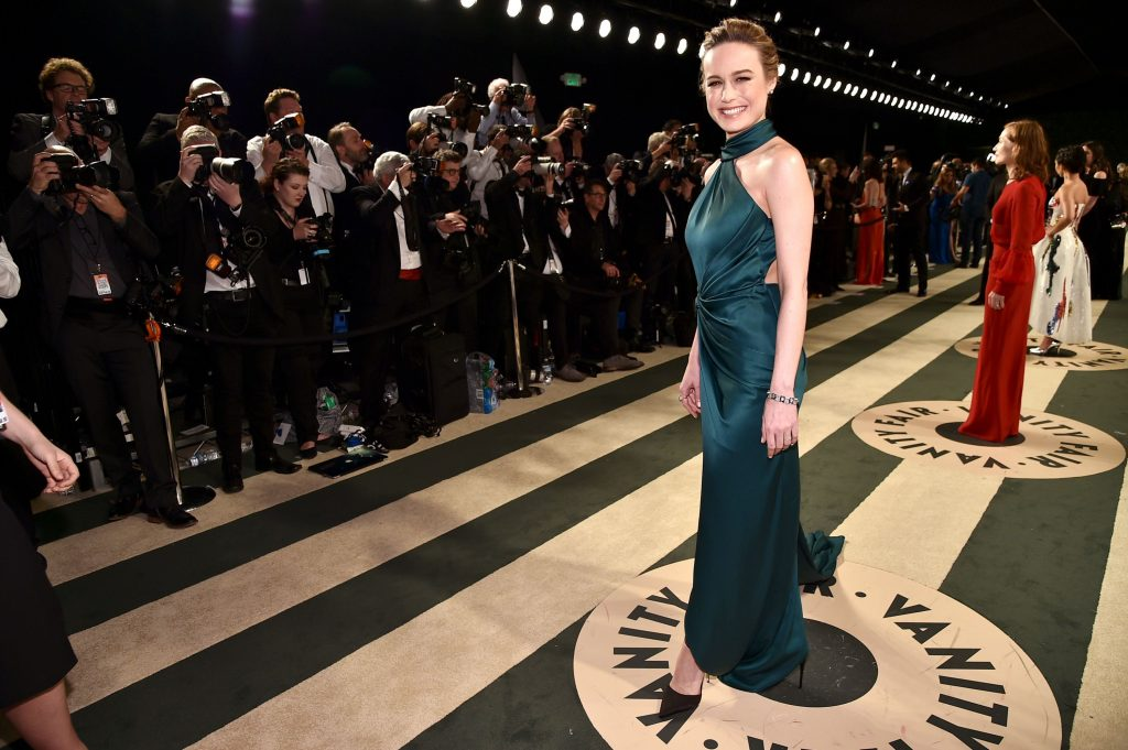 FGodwgzb 1024x681 Brie Larson   2017 Vanity Fair Oscar Party