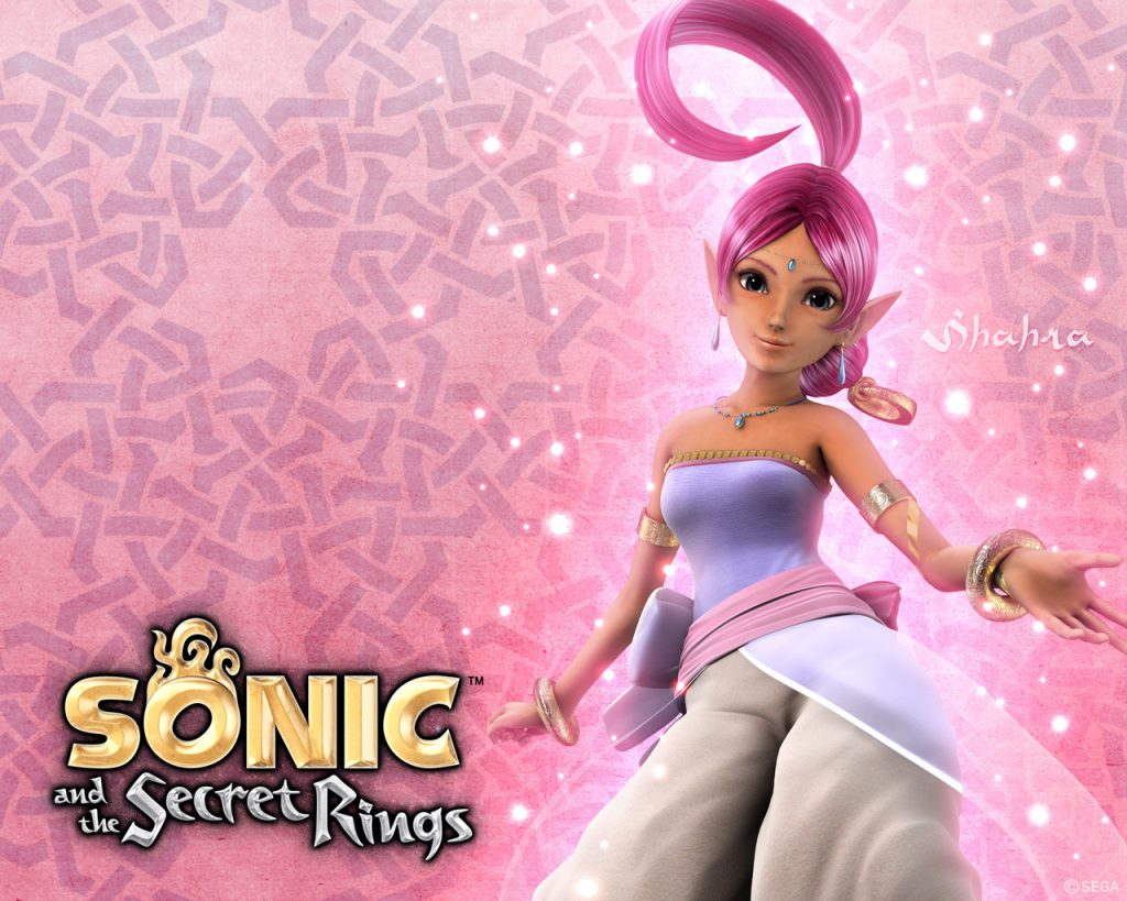 Shahra from Sonic and the Secret Rings 1024x819 Shahra from Sonic and the Secret Rings