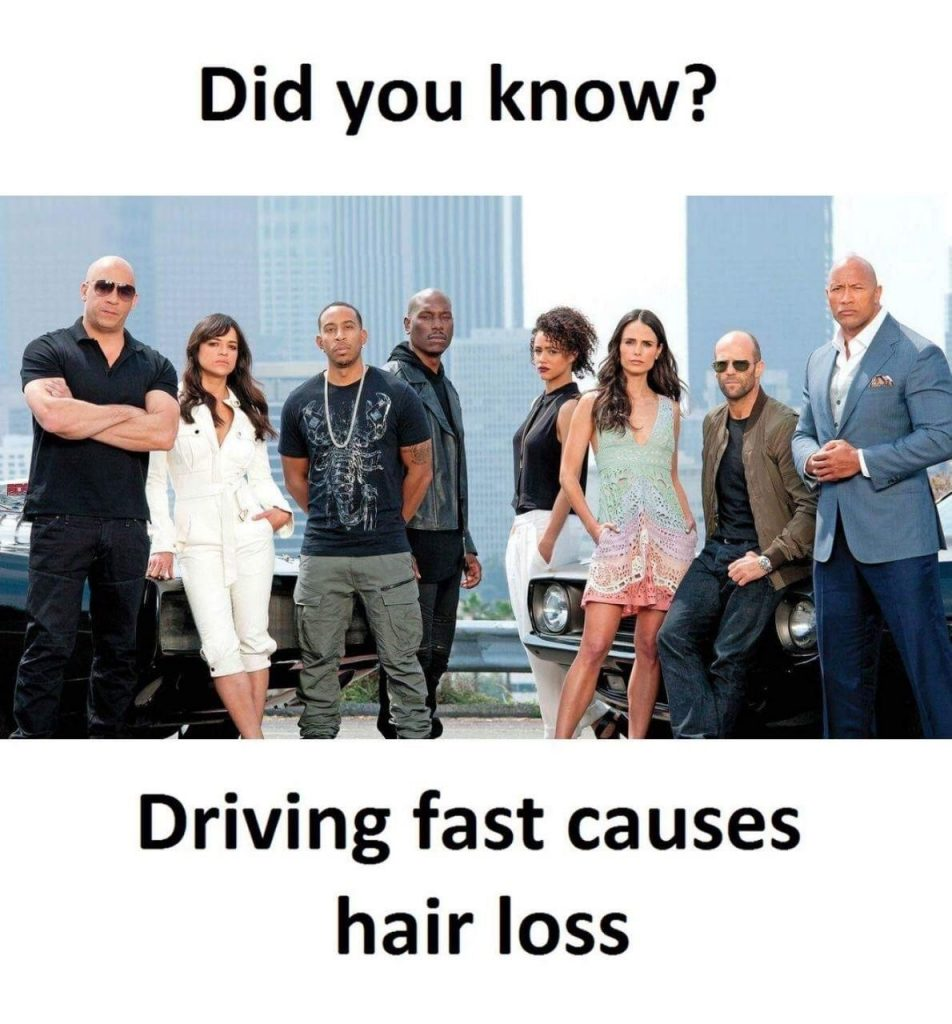 Driving fast causes hair loss 952x1024 Driving fast causes hair loss