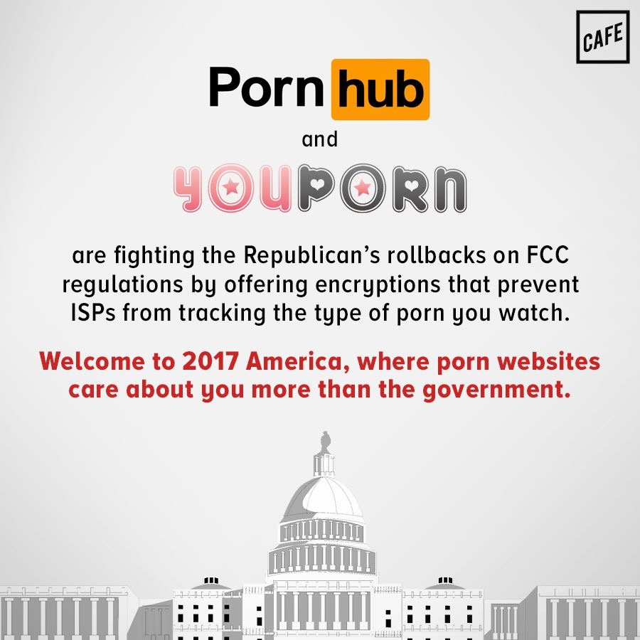 Pornhub and YouPorn are fighting for the USER