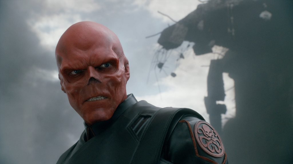 Red Skull from that one Captain American Movie