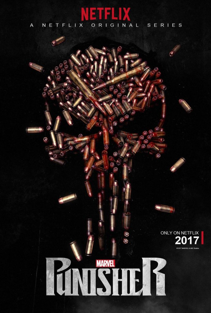 fan made punisher poster