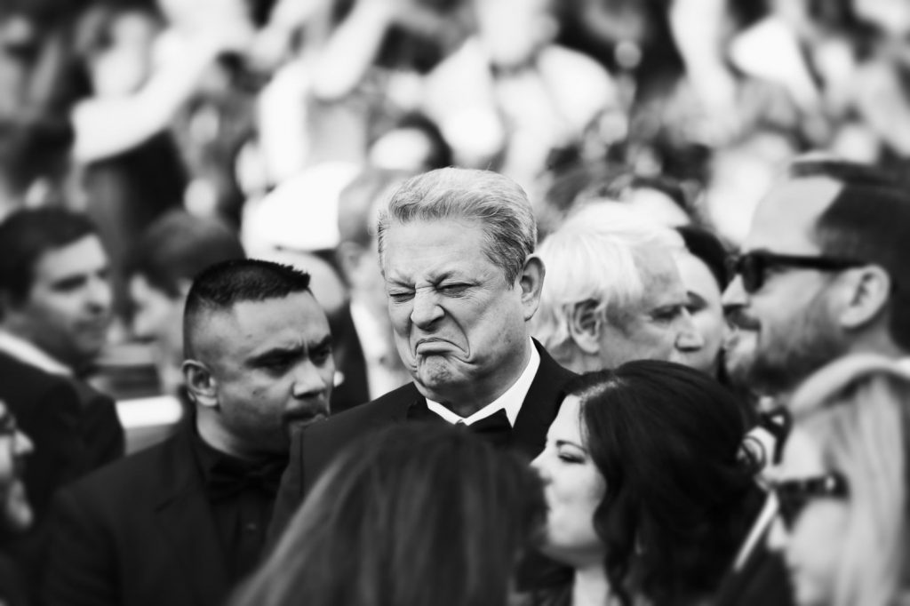 Al Gore at the 2017 Cannes Film Festival photo by Mike Marsland 1024x682 Al Gore at the 2017 Cannes Film Festival, photo by Mike Marsland