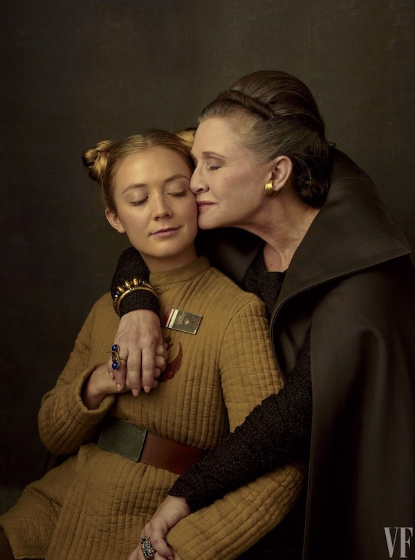 Mother and Daughter of Star Wars Mother and Daughter of Star Wars