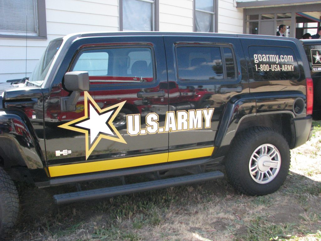 US Army H3