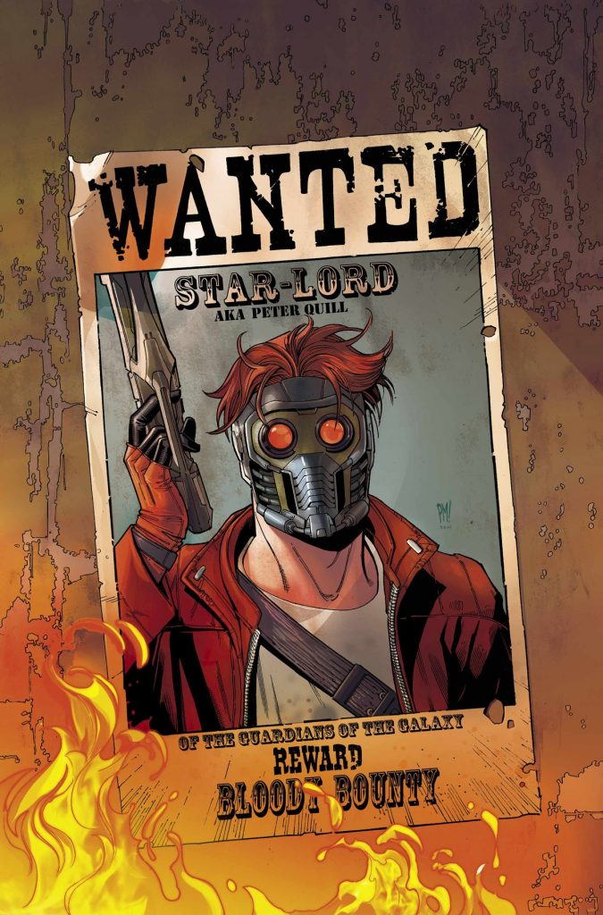 Wanted Star Lord 675x1024 Wanted Star Lord