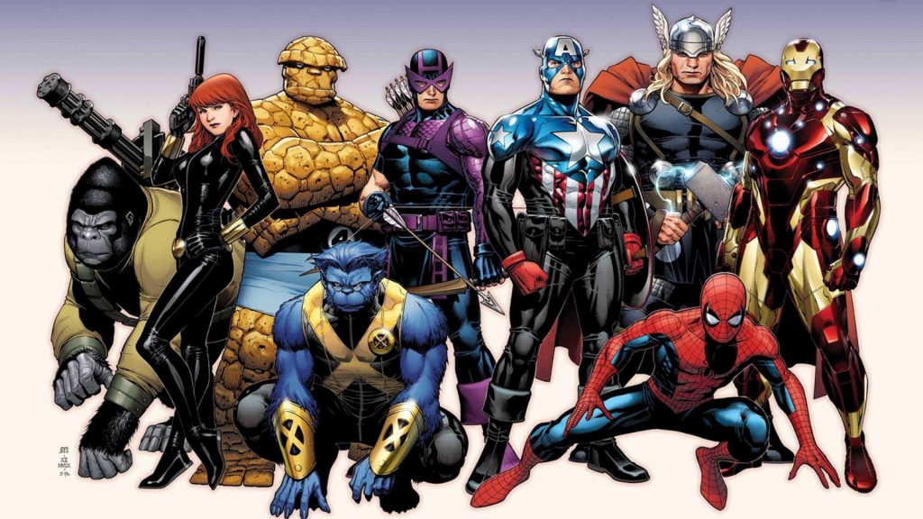 The Old New Avengers