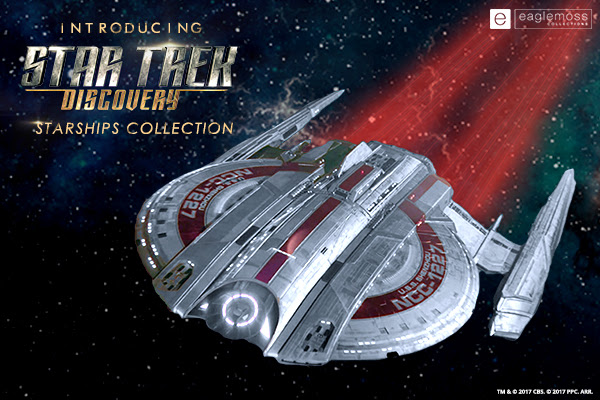 Discovery Starship Collection