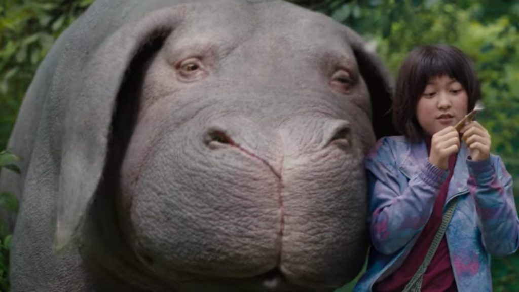 Okja Means Meat