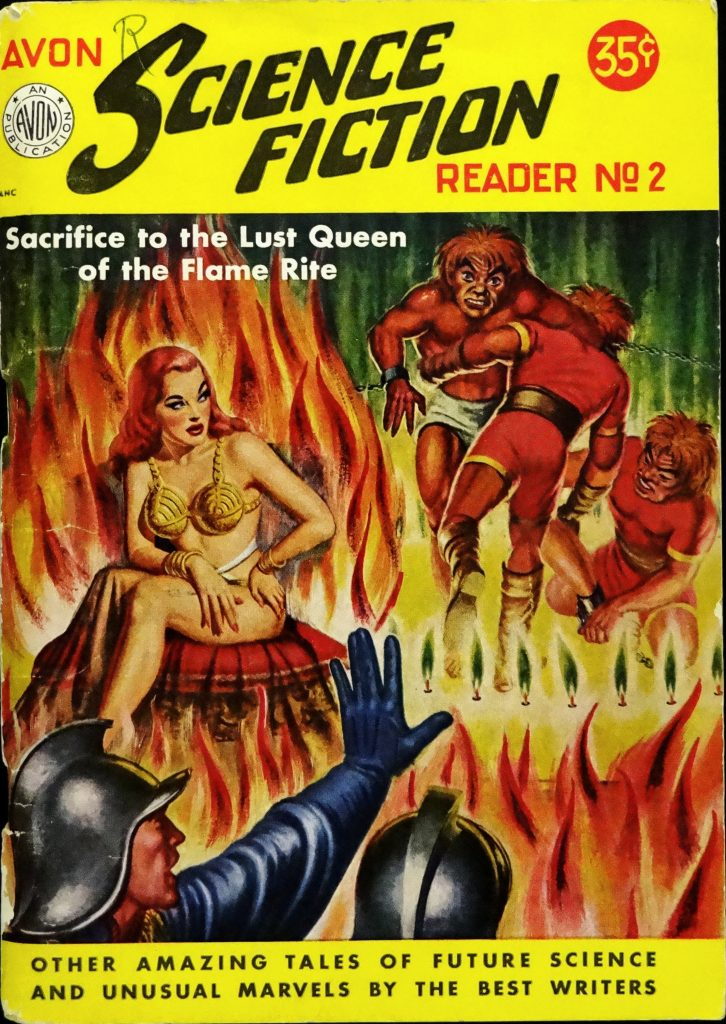 Science Fiction Reader 2 sacrifice to the lust queen 726x1024 Science Fiction Reader 2   sacrifice to the lust queen