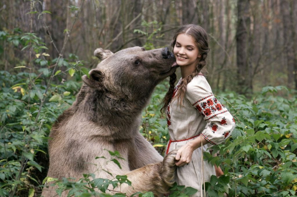Russian Forest Dating