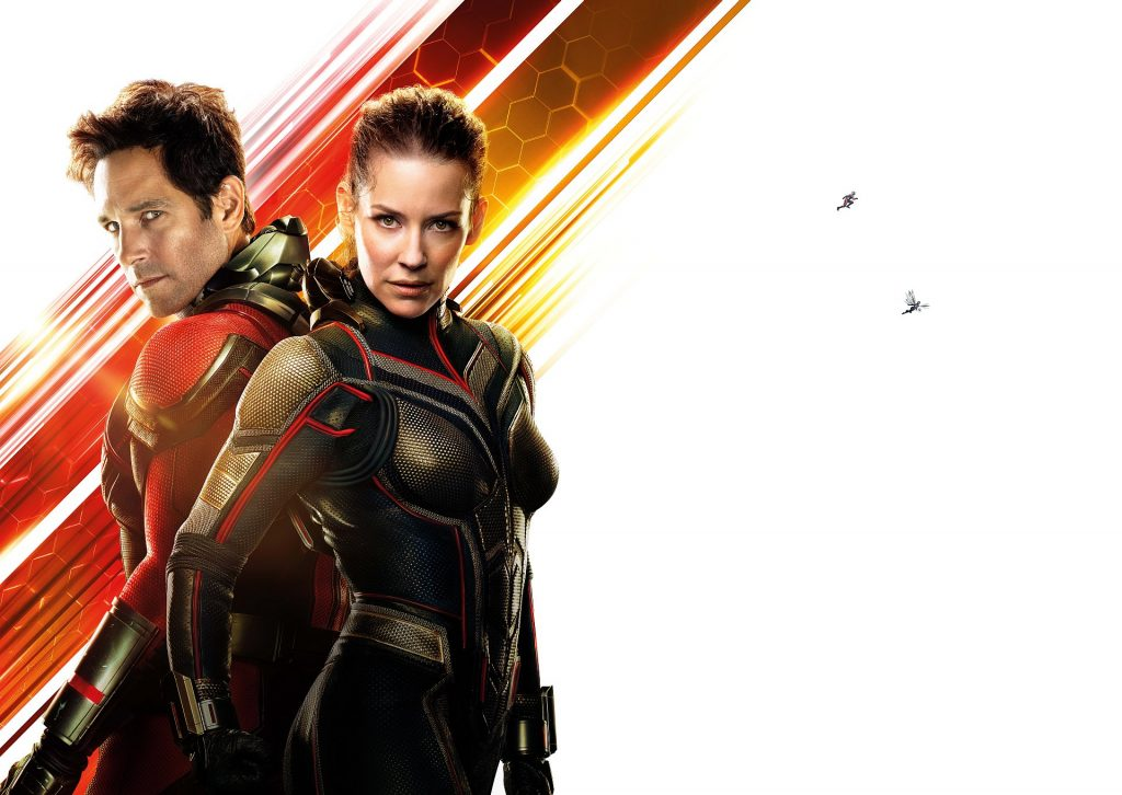 Ant Man and The Wasp Wallpaper 1024x726 Ant Man and The Wasp Wallpaper
