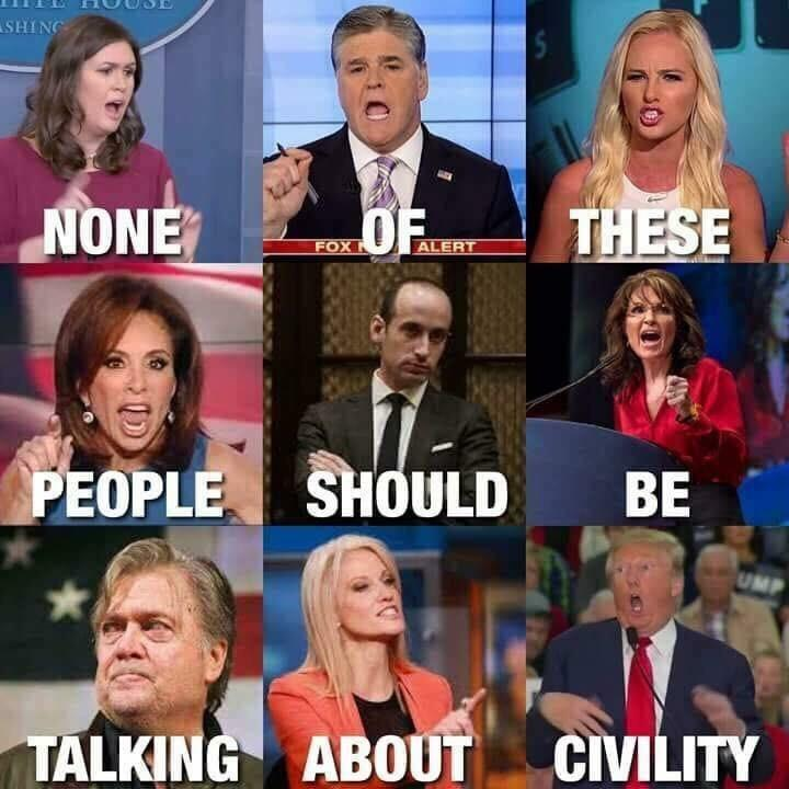 none of these people should be talking about civility