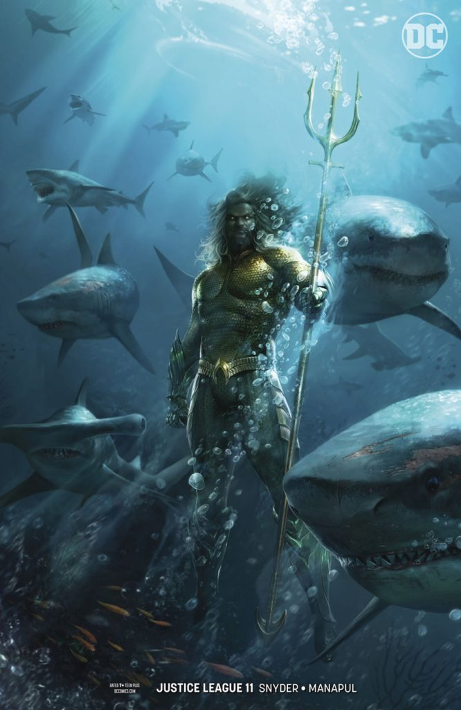 Justice League 11 Drowned Earth 666x1024 Justice League #11 Drowned Earth