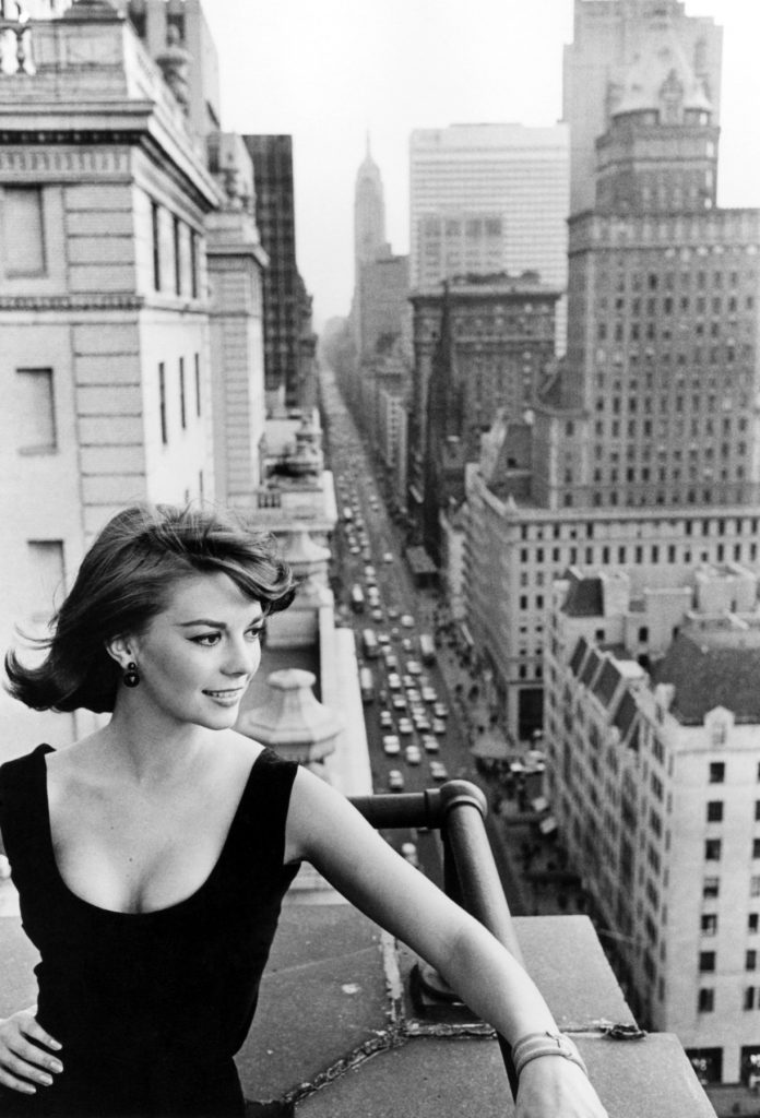 Natalie Wood city view