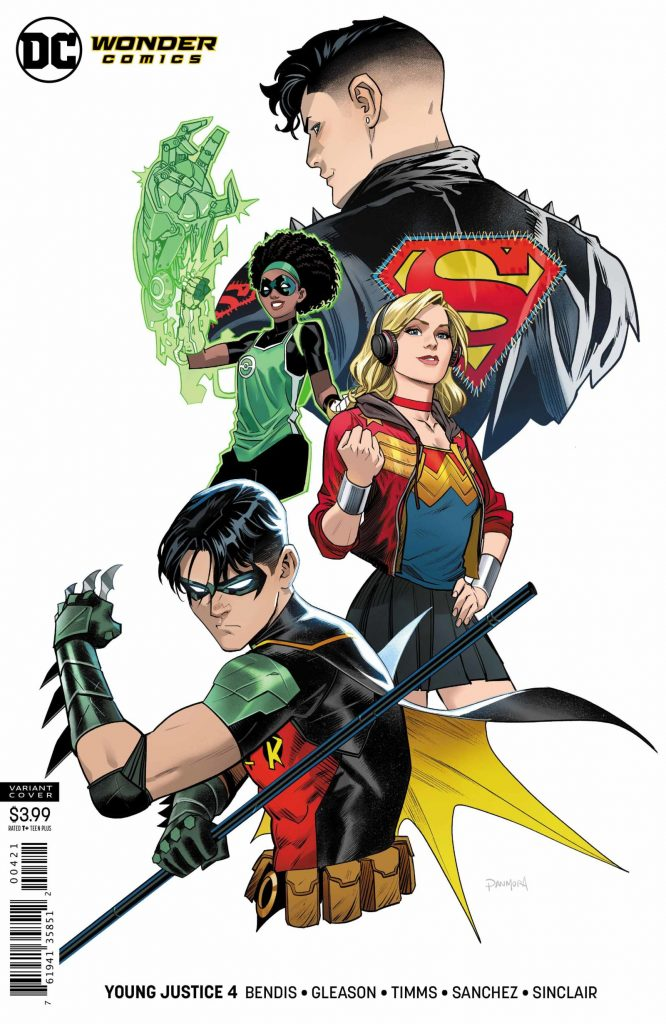 young justice 4 666x1024 young justice #4