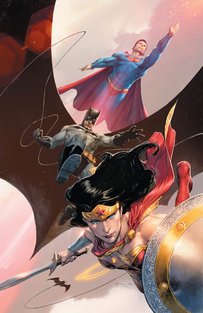 Justice League 24b the holy trinity 666x1024 Justice League #24b the holy trinity