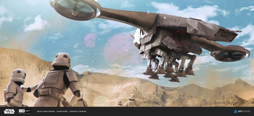 at at transport by joshua cair s dbpbsrb2s1 1024x468 AT AT Transport by Joshua Cairos